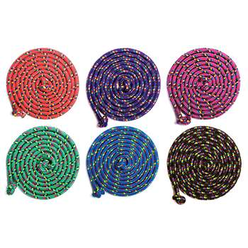 Confetti Jump Rope 8' By Just Jump It