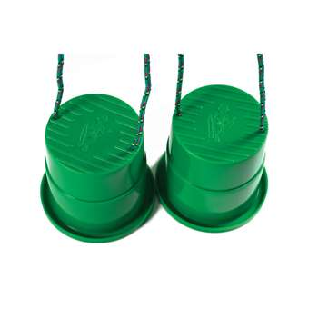 Ez Stepper Green Indoor Or Outdoor Fun By Just Jump It