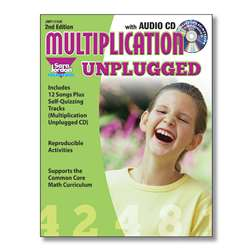 Multiplication Unplugged English, JMP111LK