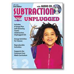 Subtraction Unplugged English, JMP113LK