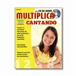 Multiplication Unplugged Spanish, JMPS41LK