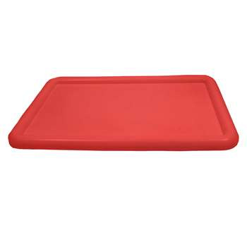 Cubbie Lid Red By Jonti-Craft