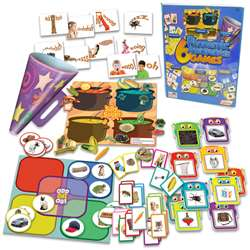 6 Phonemic Awareness Games, JRL409