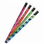 Pencil Batik Tie-Dye Asst Dozen By Jr Moon Pencil
