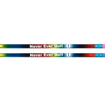 Pencils Never Ever Quit By Jr Moon Pencil