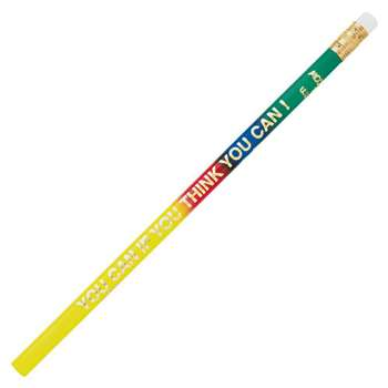 Pencils You Can. 12/Pk By Jr Moon Pencil