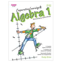 Cooperative Learning & Algebra Gr 7-12 By Kagan Publishing