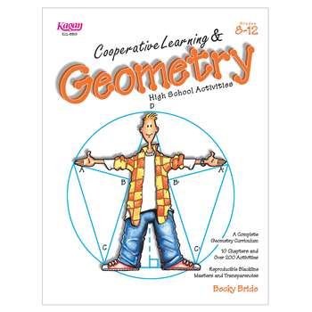 Cooperative Learning & High School Geometry Gr 8-12 By Kagan Publishing
