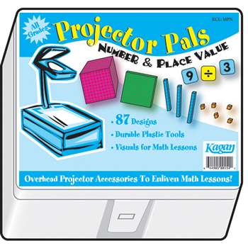 Projector Pals Number & Place Value By Kagan Publishing