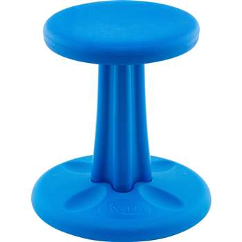 "Kids Kore Wobble Chair 14"" Blue, KD-113"