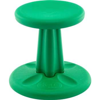 "Kore Preschool 12"" Green Wobble Chair, KD-124"