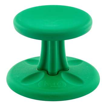 "Kore Todler Wobble Chair 10"" Green, KD-594"