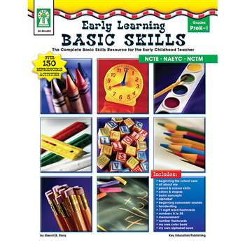 Early Learning Basic Skills By Carson Dellosa