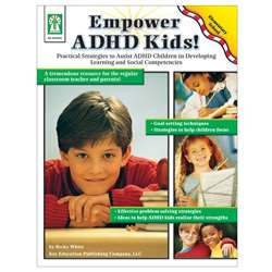 Empower Adhd Kids By Carson Dellosa
