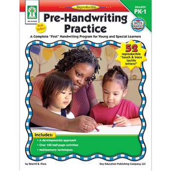 Pre-Handwriting Practice By Carson Dellosa