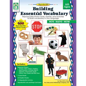 Building Essential Vocabulary By Carson Dellosa