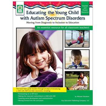 Educating Young Child W/ Autism Spectrum Disorders From Diagnosis By Carson Dellosa