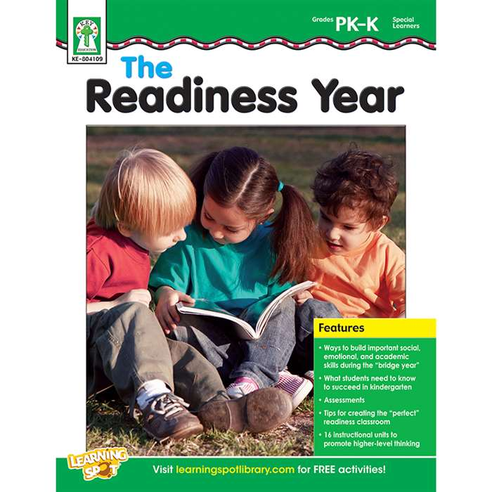 The Readiness Year By Carson Dellosa