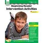 Beginning Reader Intervention Activities By Carson Dellosa