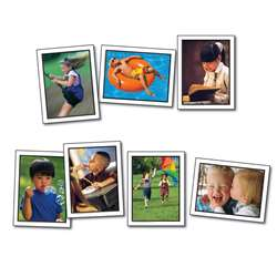 Photographic Learning Cards Verbs Actions By Carson Dellosa