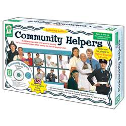 Listening Lotto Community Helpers By Carson Dellosa