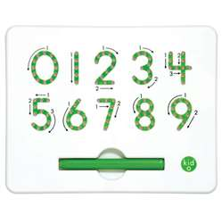 A To Z Magnatab Numbers 0-9 By Kid O Products
