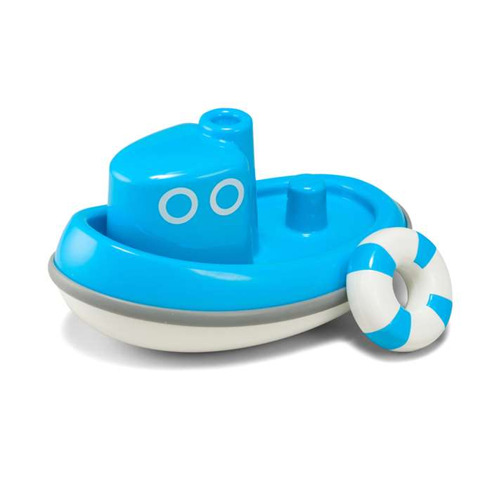 Tug Boat Blue By Kid O Products