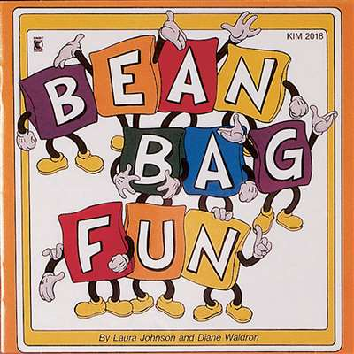 Bean Bag Fun Cd By Kimbo Educational