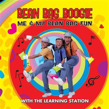 Me And My Bean Bag Cd By Kimbo Educational