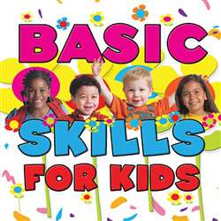 Basic Skills For Kids Cd, KIM9117CD