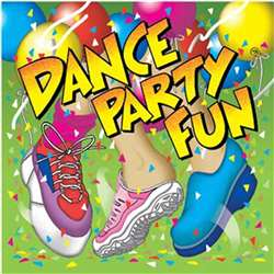 Dance Party Fun Cd By Kimbo Educational