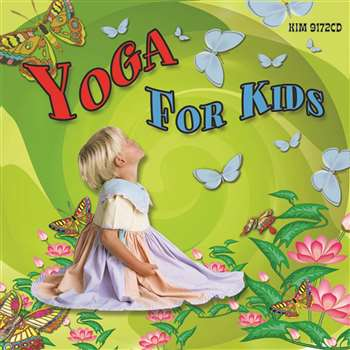Yoga For Kids Cd By Kimbo Educational