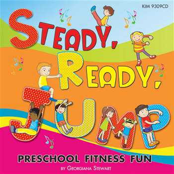 Steady Ready Jump By Kimbo Educational