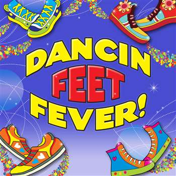 Dancin Feet Fever Cd By Kimbo Educational