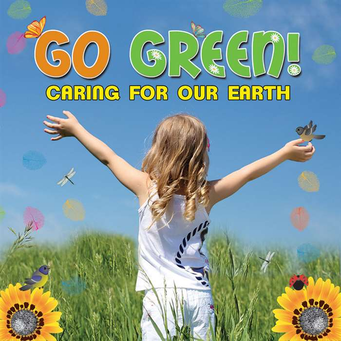 Going Green Cd By Kimbo Educational