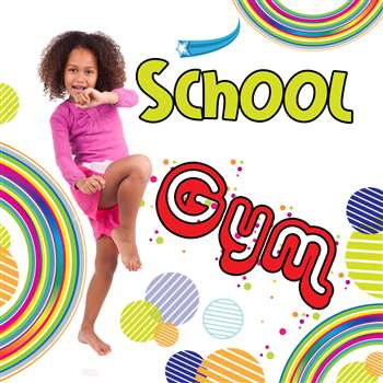School Gym Cd, KIM9321CD