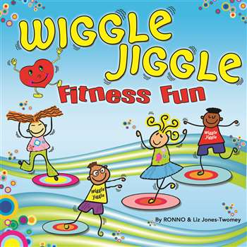 Shop Wiggle Jiggle Fitness Fun Cd - Kim9322Cd By Kimbo Educational