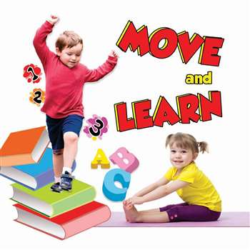 Move & Learn Cd, KIM9325CD