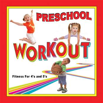 Preschool Workout Cd, KIM9327CD