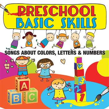 Preschool Basic Skills Cd, KIM9329CD