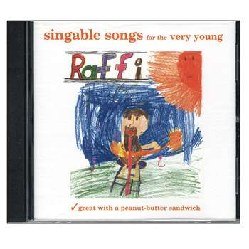 Singable Songs For The Cd Very Young Raffi By Kimbo Educational