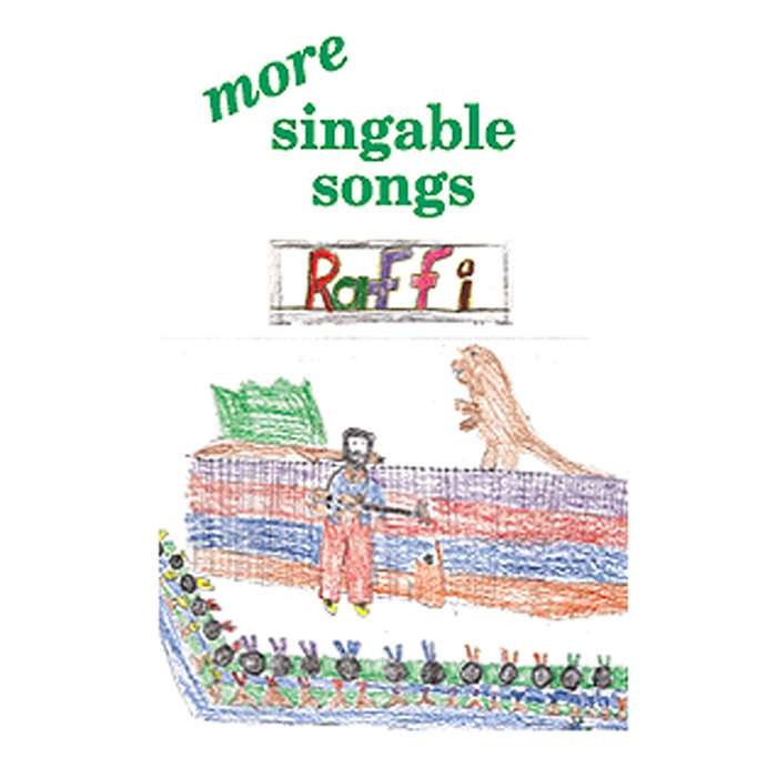 More Singable Songs Cd Raffi By Kimbo Educational