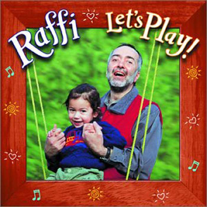 Lets Play Raffi Cd By Kimbo Educational