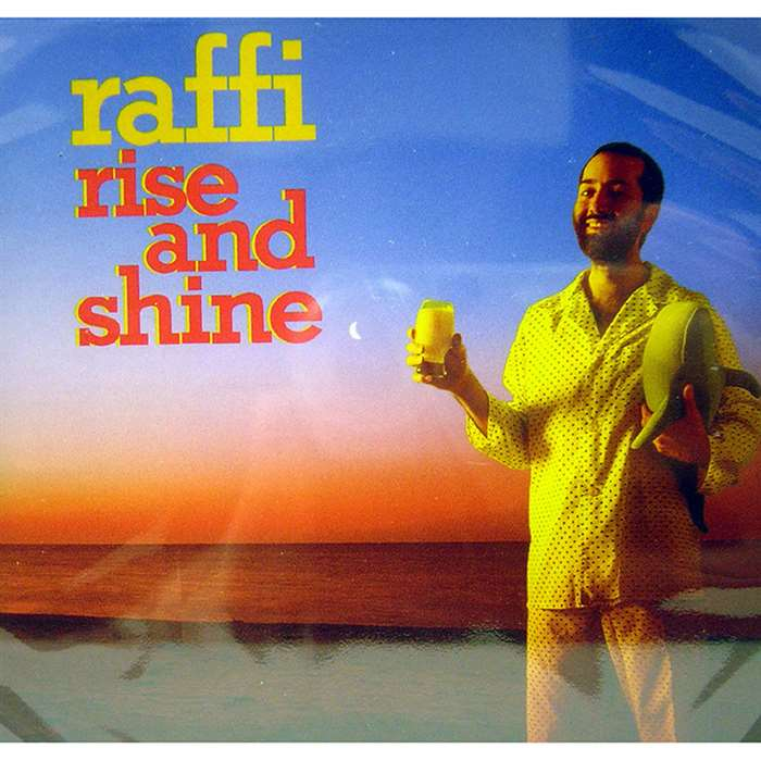 Rise And Shine Cd Raffi By Kimbo Educational