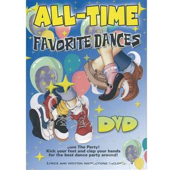 All-Time Favorite Dances Dvd By Kimbo Educational