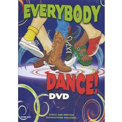 Everybody Dance Dvd By Kimbo Educational