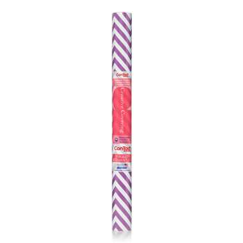 "Contact Adhesive Rl Purple Chevron 18"" X 20Ft, KIT20FC9AL02"