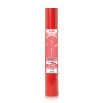 Contact Adhesive Roll Red 18X60Ft, KIT60FC9AH36