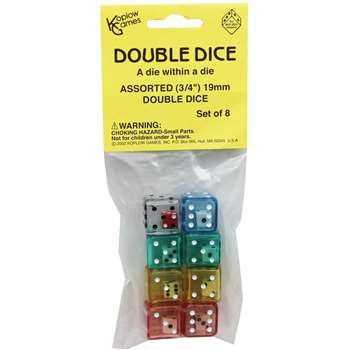 Double Dice By Koplow Games