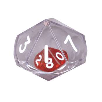 10 Sided Double Dice Single By Koplow Games